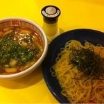 どうとんぼり神座 - つけ麺