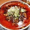 中華麺食堂かなみ屋 - 料理写真:四川麻婆坦々麺(激辛)
