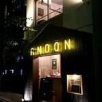 おむすびスタンド ANDON - 日本橋本町の裏通り
