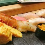 梅丘寿司の美登利 - 超特選握り