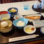 えりも観光館 - 料理写真:朝食