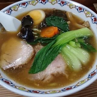 なにや - 料理写真:〇中国麺 850円