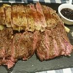 肉ビストロTONO - 肉グリルの盛合せ