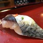 菅生寿司 - 料理写真:鯖
