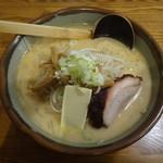 札幌ラーメン めんくら - 料理写真:味噌バターミルク