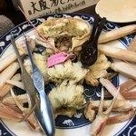 なごみ - 蒸し蟹