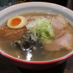 麺屋 蓮 - しじみラーメン750円