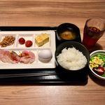 ダイワロイネットホテル - 和洋プチビュッフェの朝食