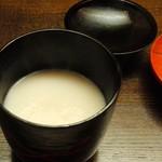 木山 - 汁
