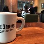 ザ サード カフェ - コーヒーはSでもたっぷり