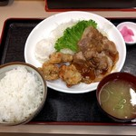 定食屋 北彩 - 日替り定食・B(700円)