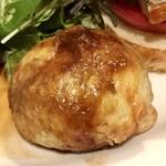 ナトワ - 前菜:蝦夷鹿のパイ包み焼き