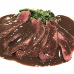 ナトワ - 青首鴨の胸肉