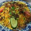 インド&バングラレストラン タイガー - 料理写真:マトンビリヤニ