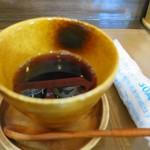 前田屋 - ホットコーヒー