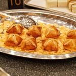 ホテルオークラ神戸 - ☆魚貝類のパイ包み焼き