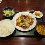 77859014 - 回鍋肉(三元豚使用)
