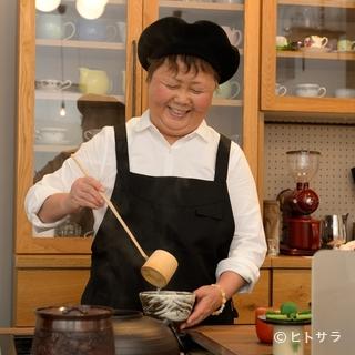 「富士山岡村牛」や地元野菜など国産素材にこだわりあり
