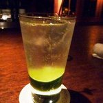 Bar Palme dor - ライムとジンベースのカクテル