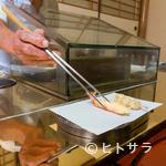 廣長 - プライベートな空間で揚げたて天ぷらをいただける『お座敷天ぷらコース』