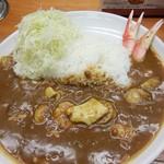 中栄 - シーフードカレー