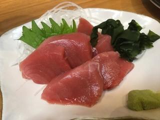 旬菜と海鮮 森田屋 - 本マグロすき身