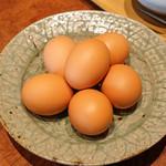 丹 - 生卵