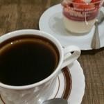 パティスリー カフェ ひかり - ドリンク写真: