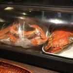 う越貞 - 間人の蟹(1.6kg)と