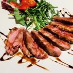 イタリアンレストラン&バル GOHAN - 鴨のロースト~バルサミコソース~