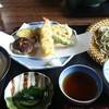 道林 - 料理写真:天ざる定食