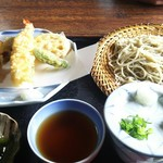 道林 - 天ざる定食