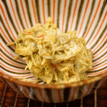 竹屋町 三多 - 蟹味噌ご飯