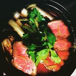 dining bar 古酒楽 - 料理写真:自家製 鴨南蛮そば