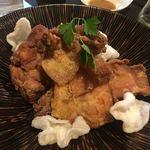 海鮮酒場 喰場の心 - ザンギ(鶏の唐揚げ)