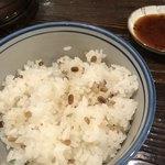 赤兵衛 - 麦飯