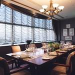 パノラミックレストラン ル・ノルマンディ - 個室