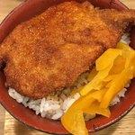 ふくい軒 - ミニカツ丼