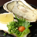 里 - 生牡蠣 季節物