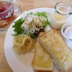 カフェ イコイ - 料理写真: