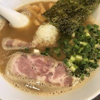 麺や 麗 - 料理写真:しょうゆ