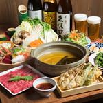 酒と肉天ぷら 勝天 -