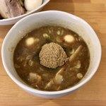 吉四 - スープも美味しいです