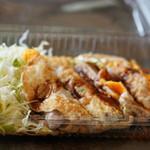 お好み焼 幸 - 料理写真:とん平焼