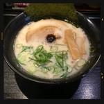 だるまのめ - 豚骨ラーメン 700円