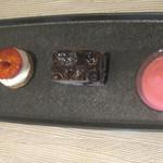 & ecle - ベリー類のデセール