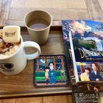 ストーリー ストーリー - オリジナルコースターとノベライズ本