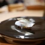 寿しの吉乃 - 料理写真:コハダ