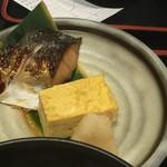 お多幸 - 焼魚