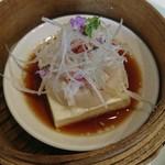 77878629 - 海鮮と豆腐の蒸籠蒸し